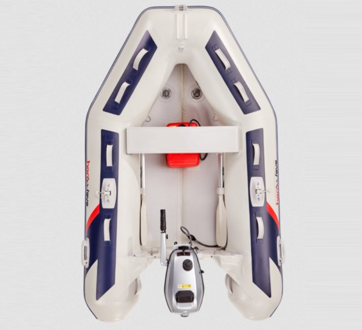 HonWave T32-IE3 nafukovací čln s vysokotlak.podl. 3,2m