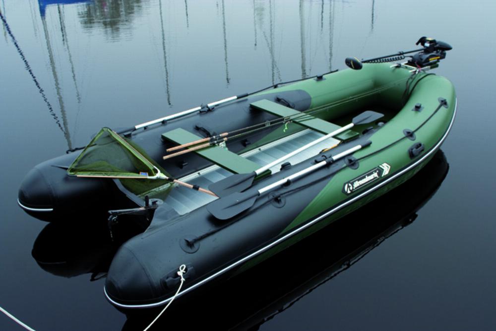ALLROUNDMARIN POKER 380G Nafukovací čln hliníkovou podlahou