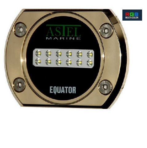 Podvodné osvetlenie LED RGB multi-color EQUATOR MSR1280 AB2M