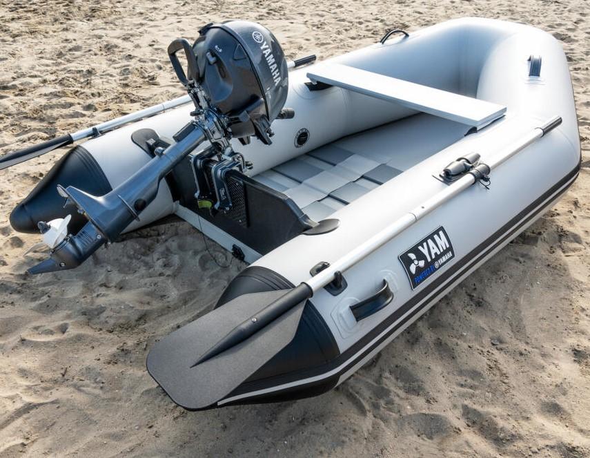 YAM 240 T nafukovací čln s lamelovou podlahou