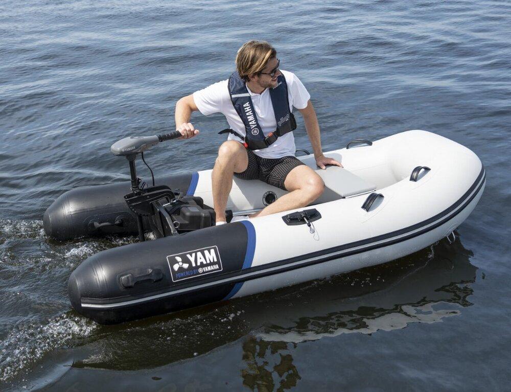 YAM 310 STi-V nafukovací čln s nafukovacou podlahou