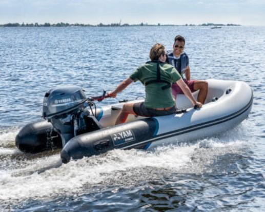 YAM 310 S nafukovací čln s hliníkovou podlahou